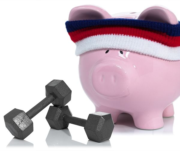 Want the workout without the expense? Garage sales and classifieds often offer exercise equipment like treadmills, exercise bikes, or hand weights at a fraction of the price. $200 for a second hand treadmill that lasts you 3 years... or $30 a month for a gym membership ($1080 total). #moneysavingtip #cheapfitness #strong #financialfreedom