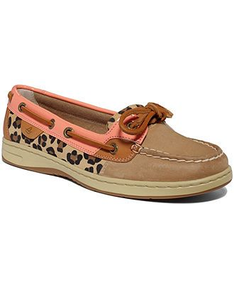 Sperry Top-Sider Women's Angelfish Boat Shoes - Boat Shoes - Shoes - Macy's