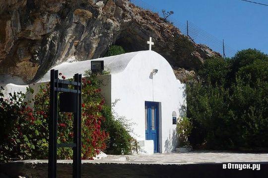 Интересное об острове Парос. Греция