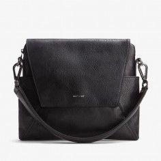 Matt & Nat Minka Black Hobo Shoulder Bag