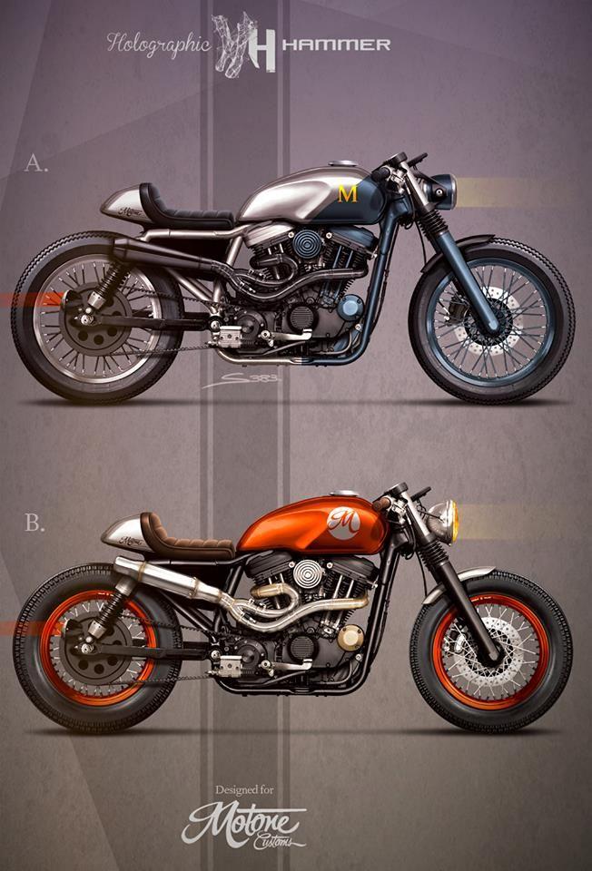 Harley 1200 Sportster                                                       …