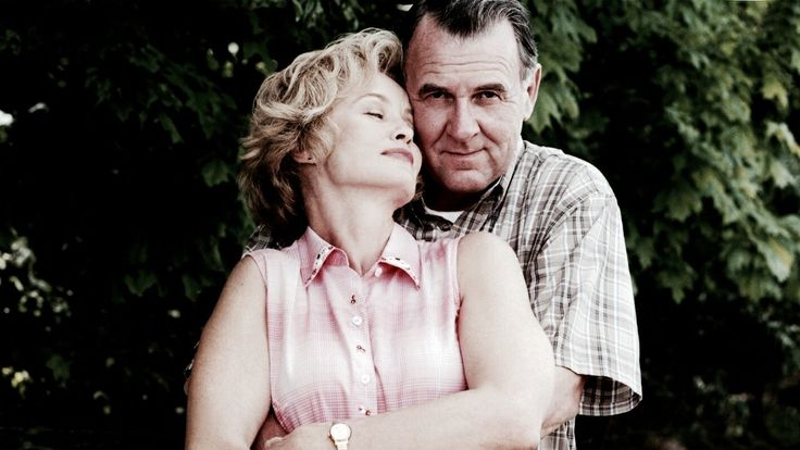 Jessica Lange and Tom Wilkinson~ Normal
