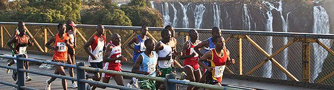 running and enjoying! www.vicfallsmarathon.com