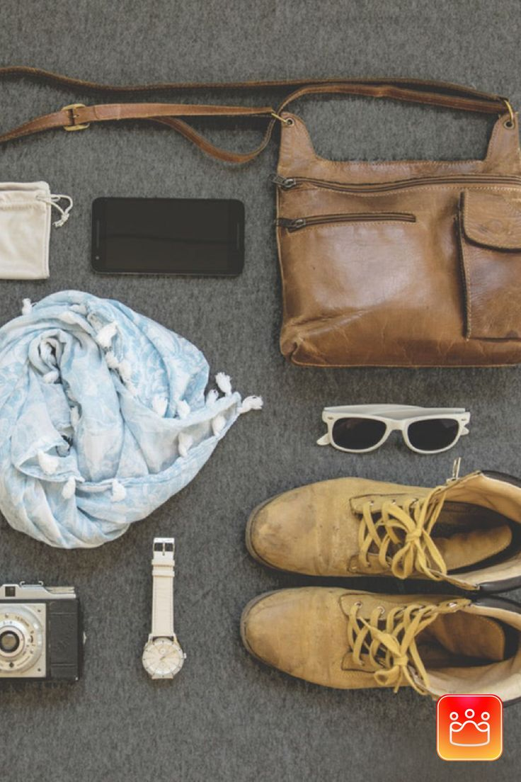 #TGIF! We made it to the end of another great week, which means it's time for some adventure! What are some essentials items in your weekender bag?