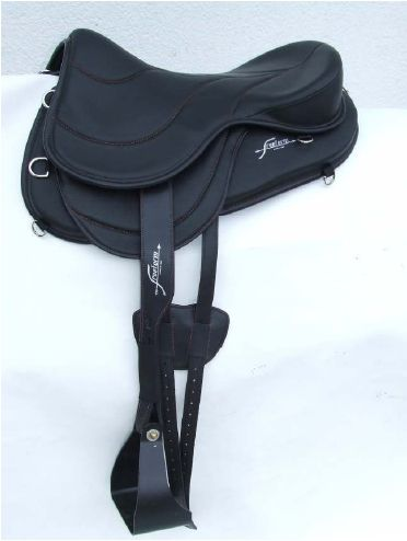FREEFORM WAVE  FRE B WAV = saddle base FREST 9 =Wave seat with FRE AC 117 = Wave Leathers with Thook
