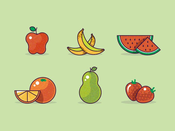 Fruits icon by Shreyas Bendre