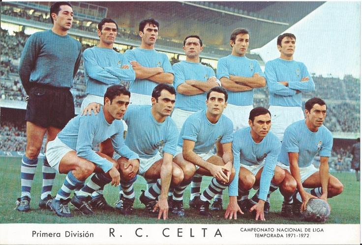Image result for celta vigo 1970