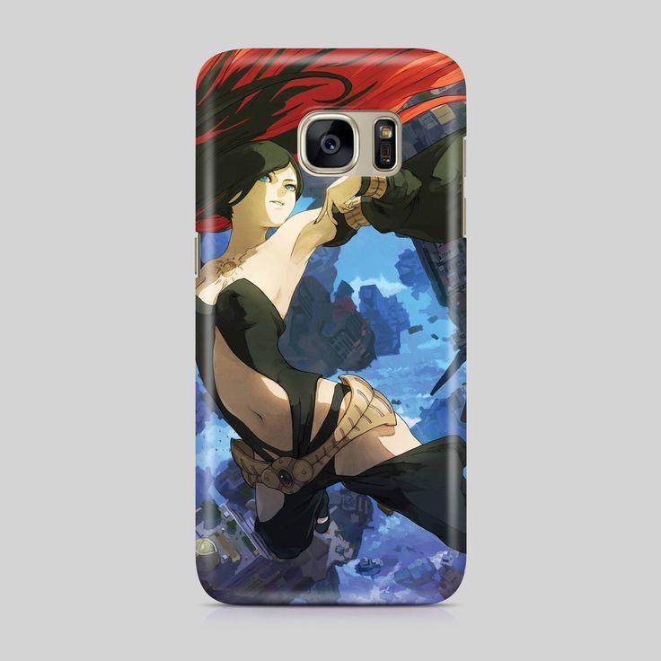 Gravity Rush 2 Raven - Phone Case / Cover - Iphone, Samsung Galaxy