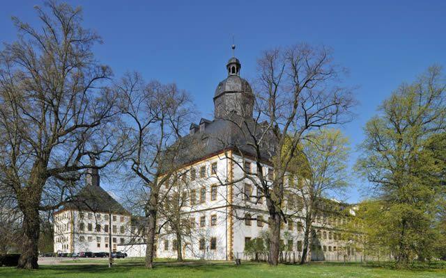 Schloss Friedenstein, Gotha, Thuringia, Germany #thueringen #thueringenentdecken #wanderlust