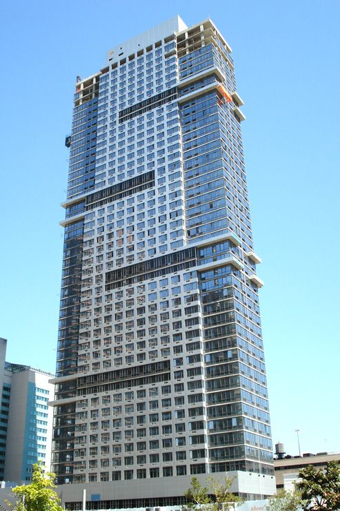 The Atelier is not only our new home, but a great addition to NYC's skyline