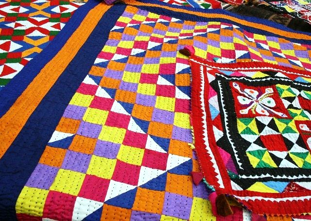 Pakistan is world famous for its unique handmade products. One of these is Rilli which is significant part of Sindhi culture.