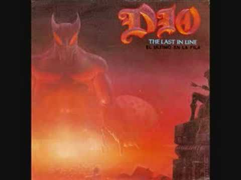 "Dio - The Last In Line - off of The Last In Line 12"" (1984)[audio only]"