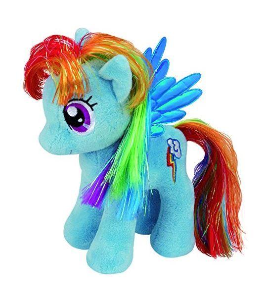 Ty UK My Little Pony Rainbow Dash Beanie (affiliate link)