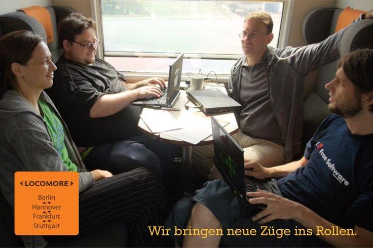 Locomore - Mehr Bahn.