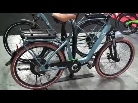 New A2B Electric Bikes: Entz, Ferber, Galvani, Obree, Orsted, Kuo | Electric Bike Report