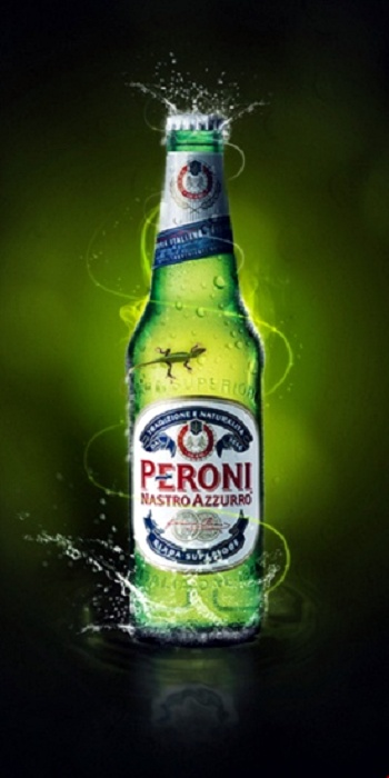 Peroni- everyone else I know likes it- I think that as far as I am concerned it's the crappiest italian beer you can have. (and I am Italian)