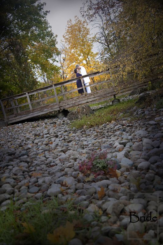 Autumn weddings are so gorgeous. Love this shot of Jennifer & Sarah on their fall wedding day in London Ontario at the Civic centre. Such gorgeous golden shades to compliment a gorgeous couple! #lesbianweddingphotography #lesbianweddings