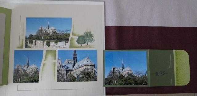 Dsc02867 2 page 25x25 combinée à page 30x30 avec micro album Découverte inséré sur la page 30x30 ( gabarit MALDIVES ) En savoir plus sur http://mesateliersdescrap.e-monsite.com/blog/les-portes-ouvertes-quelques-realisations.html#kau3V56P8qsh6fbd.99