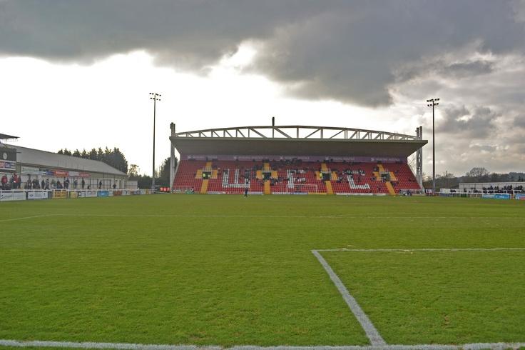 Woking FC, Kingfield Stadium,