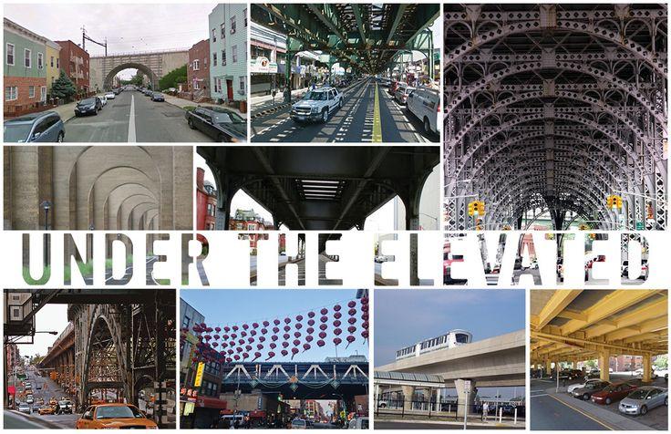 """""""Under the Elevated"""": convertendo estacionamentos em espaços públicos"""