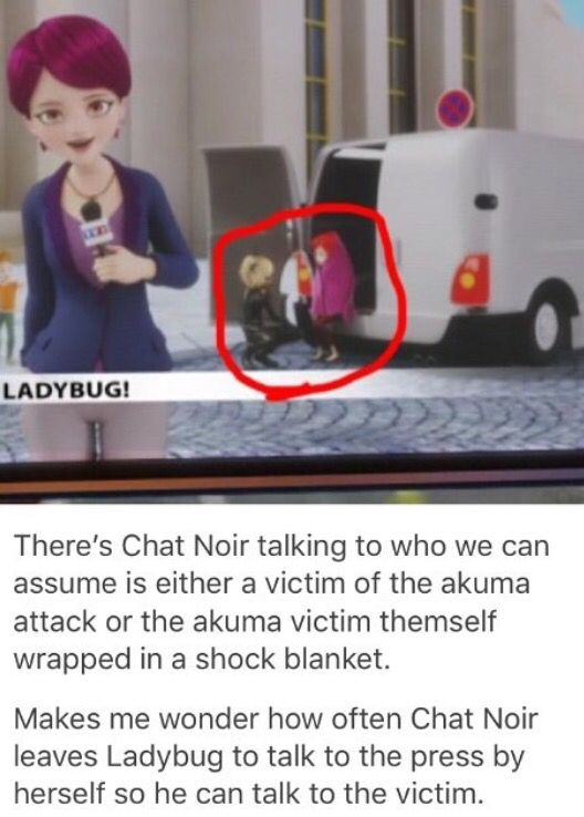 It's sad how little attention they give to Chat Noir