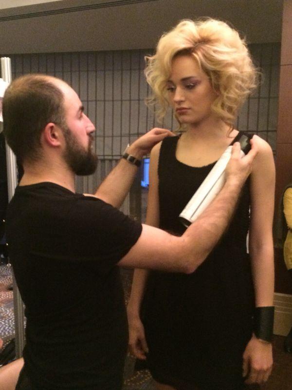 Hair : erkan uzelli