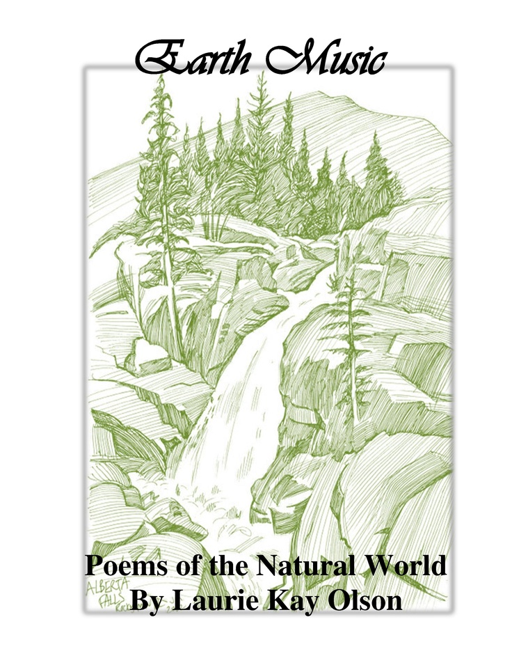 Poetry Book Cover Drawings ~ Another one of my poetry books available for kindle on