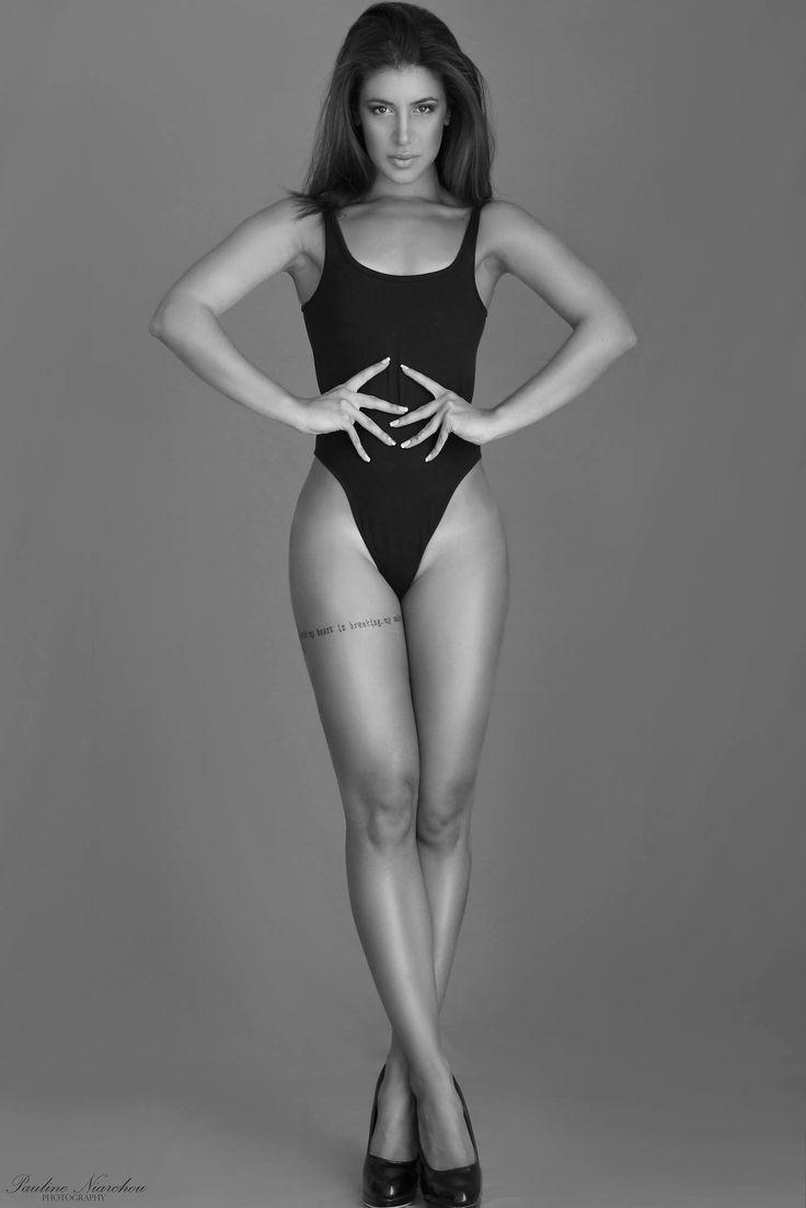 Elina by Pauline Niarchou on 500px #model #blackandwhite #body #sexy #legs #paulineniarchou