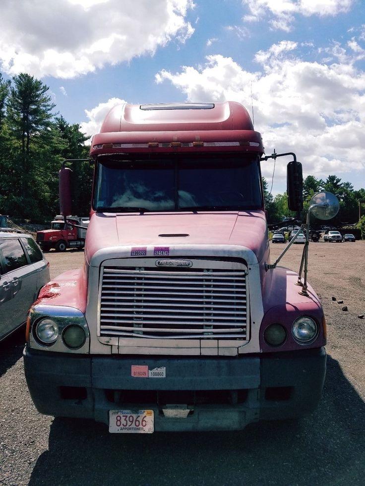 Overhauled engine 1998 Freightliner truck
