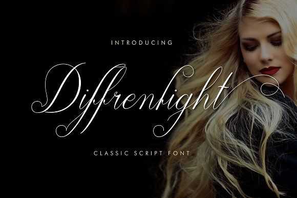 Diffrenlight by Weasel Foundry on @creativemarket