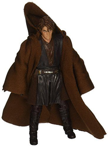 Star Wars Vintage Anakin Skywalker Darth Vader Action Figure