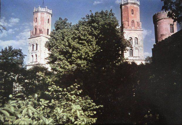 Zdjęcie numer 20 w galerii - Stary Zamek i Pałac w Świerklańcu na archiwalnych zdjęciach