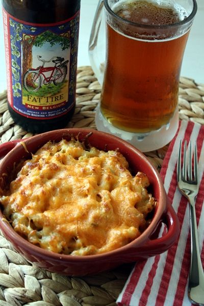 Oktoberfest! Beer Mac & Cheese