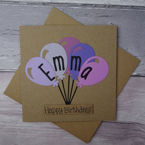 98 best Handmade birthday cards images – Handmade Happy Birthday Cards