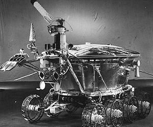 """Almost forgotten in the lore of the Apollo-era space race, Lunokhod 1 was one of the greatest successes of the old Soviet lunar exploration program. In 1970, Time magazine described the robot's historic landing:    """"Three hours after reaching the Moon aboard the latest unmanned Russian Moon probe, Luna 17, Lunokhod I (literally """"moonwalker"""") lumbered down one of two ramps extended by the mother ship and moved forward ... thus taking the first giant step for robotkind on another celestial…"""