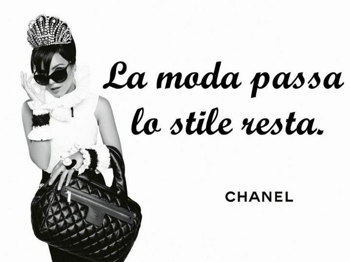 frasi coco chanel in italiano - Cerca con Google