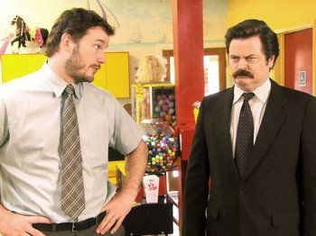 NBC - Parks And Recreation