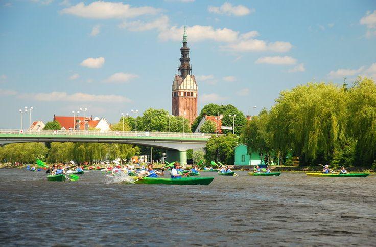 Rzeka Elbląg, Poland