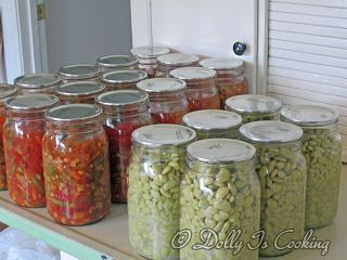 Canning Vegetable Soup