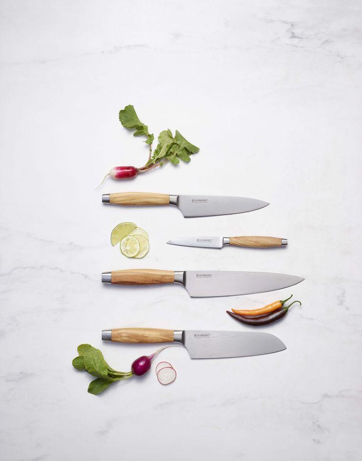 Olive Wood Knives