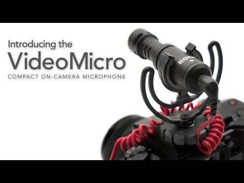 $78.88 Rode Video Micro Microphone | Cameras Direct Australia