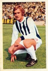 West Bromwich Albion F.C. 1971/1972 Soccer Stars - Alistair Robertson - #West Bromwich Albion #Quiz #West Brom