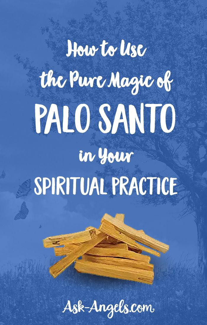 How to Use the Pure Magic of Palo Santo in Your Spiritual Practice - Pinned by The Mystic's Emporium on Etsy