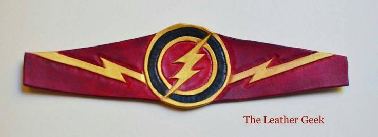 Bracelets For Ladies  :    Flash leather cuff, flash bracelet, DC comics, justice league, Flash cosplay, leather bracelet, wally west, Flash costume  - #Bracelets  https://talkfashion.net/acceseroris/bracelets/bracelets-for-ladies-flash-leather-cuff-flash-bracelet-dc-comics-justice-league-flash-cosplay-le/