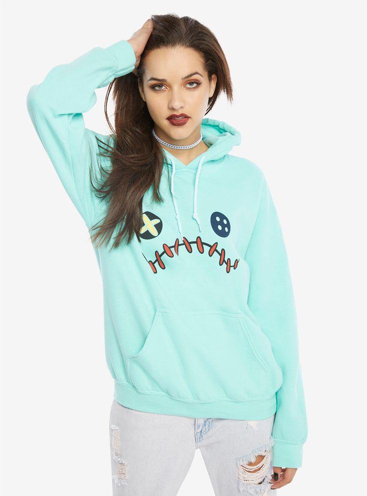 Disney lilo stitch scrump girls hoodie lilo stitch