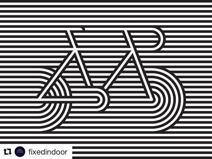 "56 Likes, 4 Comments - Manuel Loné (@manuellone) on Instagram: ""#Repost @fixedindoor ・・・ #fixedindoor #diseño #cycling #lineas #dibujo #fixed #fixedgear #fixedgirl…"""