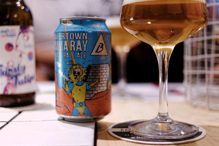 Ein Laden für Bier und so...  Letzte Woche Donnerstag stand mal wieder ein Bier-Tasting an, also Atomlabor on Tour und das wieder in mei...