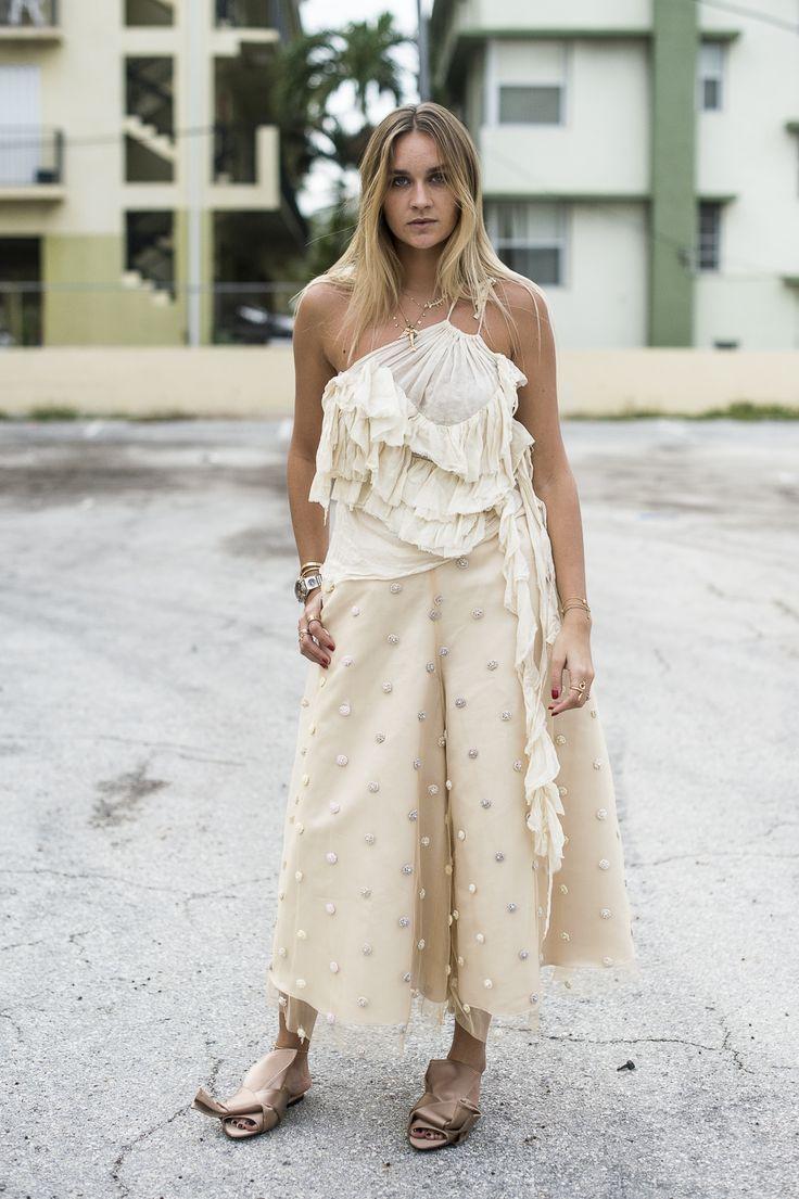 Nina Streetstyle in Miami