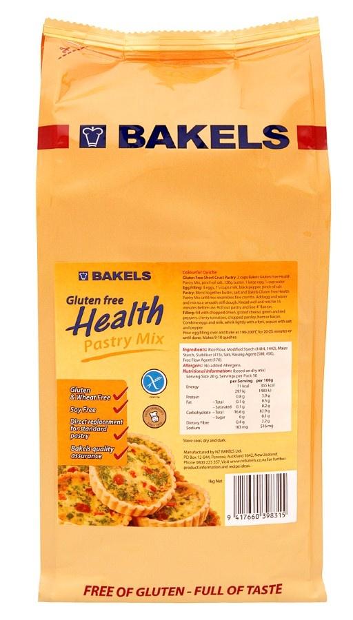 Bakels Gluten Free Pastry mix. http://www.bakelsretail.co.nz/shop/Gluten-Free-Range