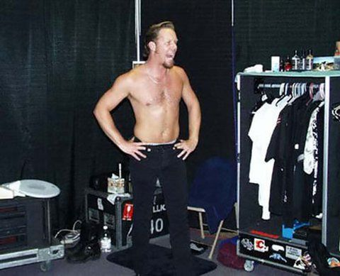 Sexy James Hetfield